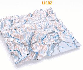 3d view of Lienz