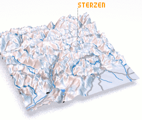 3d view of Sterzen