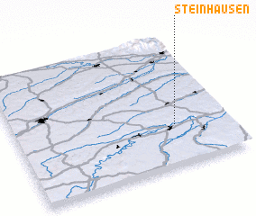 3d view of Steinhausen