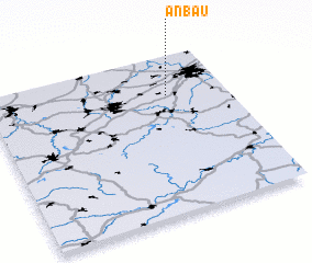 3d view of Anbau