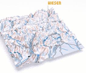 3d view of Wiesen