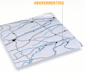 3d view of Oberemmerting