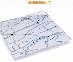 3d view of Oberwendling