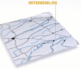 3d view of Unterwendling