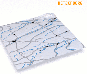 3d view of Hetzenberg