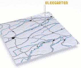 3d view of Kleegarten