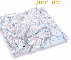 3d view of Obergaimberg