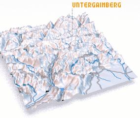 3d view of Untergaimberg