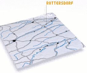3d view of Rottersdorf