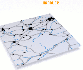 3d view of Kändler