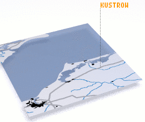 3d view of Küstrow
