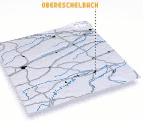 3d view of Obereschelbach