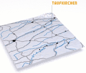 3d view of Taufkirchen