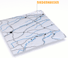 3d view of Niederhausen