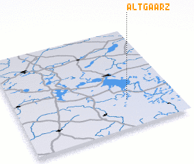 3d view of Alt Gaarz