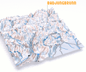 3d view of Bad Jungbrunn