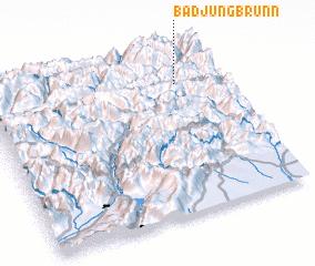 3d view of Bad Jungbrunn