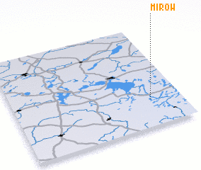 3d view of Mirow