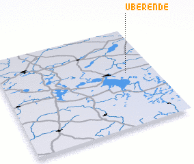 3d view of Überende