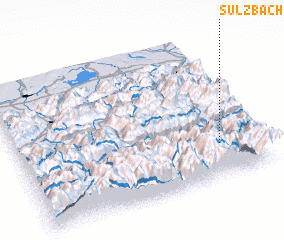 3d view of Sulzbach