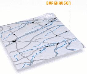 3d view of Burghausen