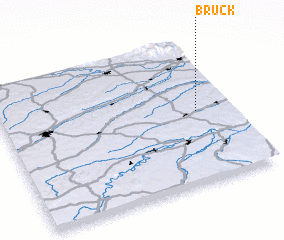 3d view of Bruck