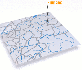 3d view of Mimbang