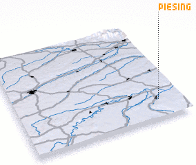 3d view of Piesing