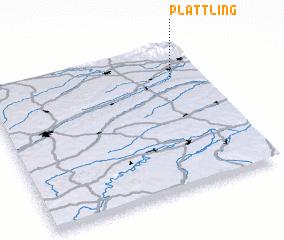 3d view of Plattling