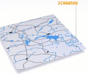 3d view of Schwanow