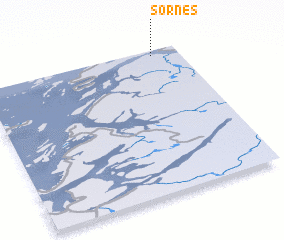 3d view of Sørnes