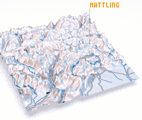 3d view of Mattling
