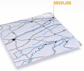 3d view of Neusling