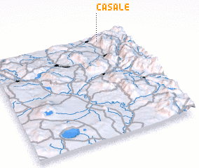 3d view of Casale
