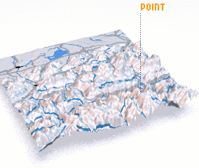 3d view of Point