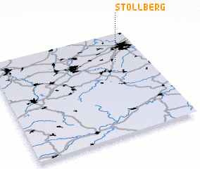 3d view of Stollberg