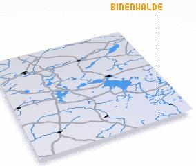 3d view of Binenwalde