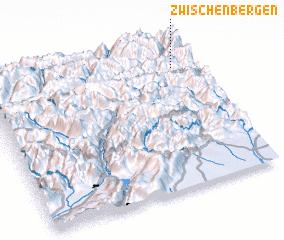 3d view of Zwischenbergen