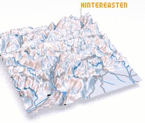 3d view of Hintere Asten
