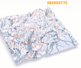 3d view of Oberrotte