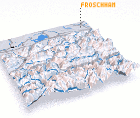 3d view of Froschham