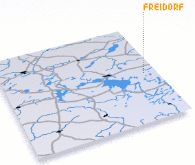 3d view of Freidorf