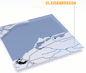 3d view of Klein Barnekow