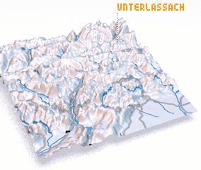 3d view of Unterlassach