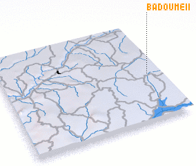 3d view of Badoume II