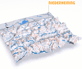 3d view of Niederheining
