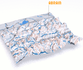 3d view of Abrain