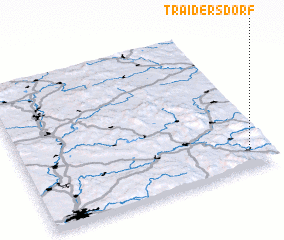 3d view of Traidersdorf