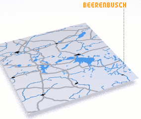 3d view of Beerenbusch