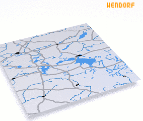 3d view of Wendorf